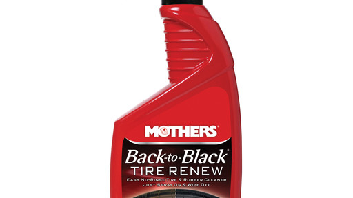 Back-to-Black® Tire Renew