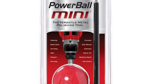Mothers Power Ball Mini
